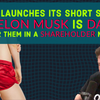 Tesla launched its limited-edition short shorts and Elon Musk dared to wear them at a shareholder meeting, you need to see his killer reply and more!