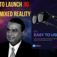 Reliance to launch Jio Glass, A Mixed reality headset, is this the future of New Media? Know more